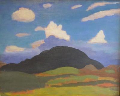 Derwent Lees (1884-1931)Capel-y-ffin -