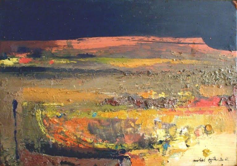 Michael Ayrton (1921-1975), Greek Landscape
