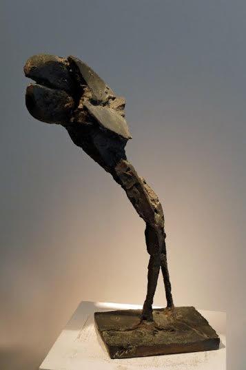 Dame Elisabeth Frink, CH RA (1930-1993), Winged Beast 1