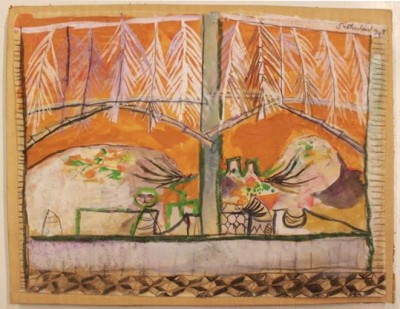 Graham Sutherland, OM (1903-1980)Landscape and Terrace -