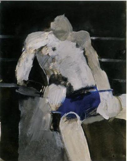 Keith Vaughan (1912-1977), Boxer