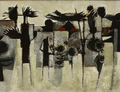 Alan Reynolds (1926-2014)The Gardener, Michaelmas Eve II -