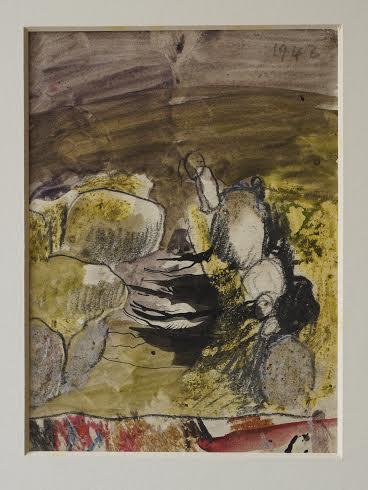 Graham Sutherland, OM (1903-1980), Landscape with Rocks