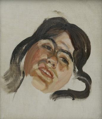 Lucian Freud (1922-2011)Annie -