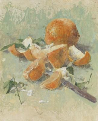 Emily Patrick (b. 1959)Oranges -