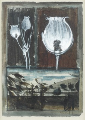 Alan Reynolds (b. 1926)Botanical Study -