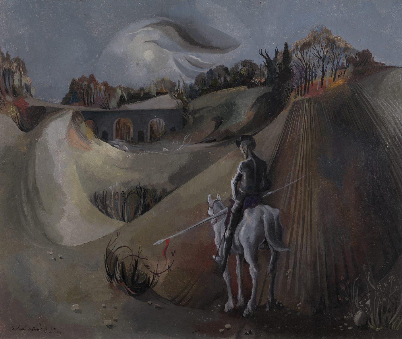 Michael Ayrton (1921-1975), El Desdichado (The Unlucky One)