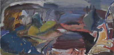 Ivon Hitchens (1893-1979)Sussex Landscape -