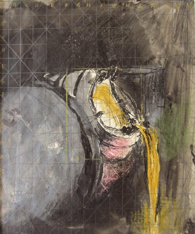 Graham Sutherland, OM (1903-1980), Iron and Container, Cardiff