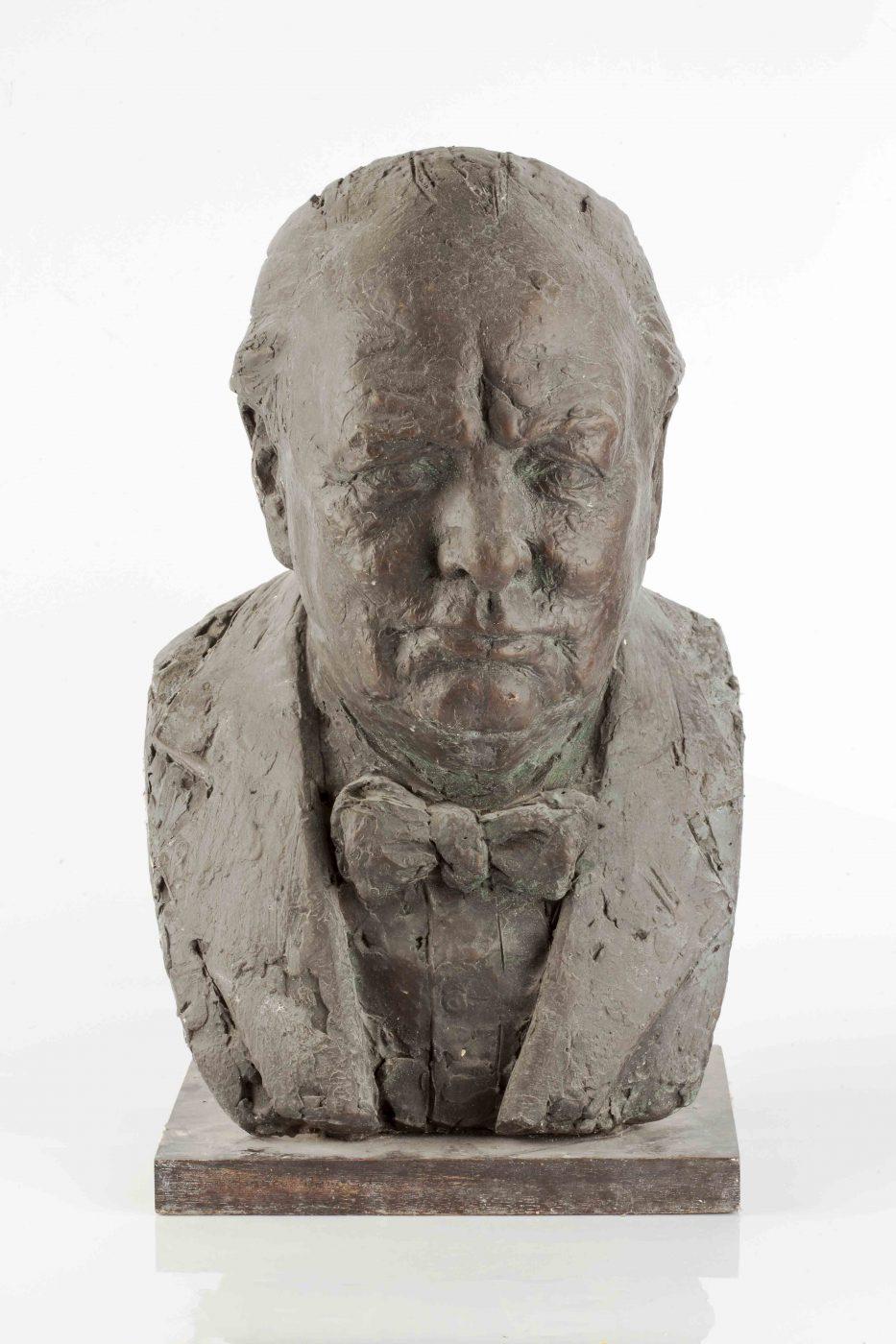 Franta Belsky (1921-2000), Sir Winston Churchill