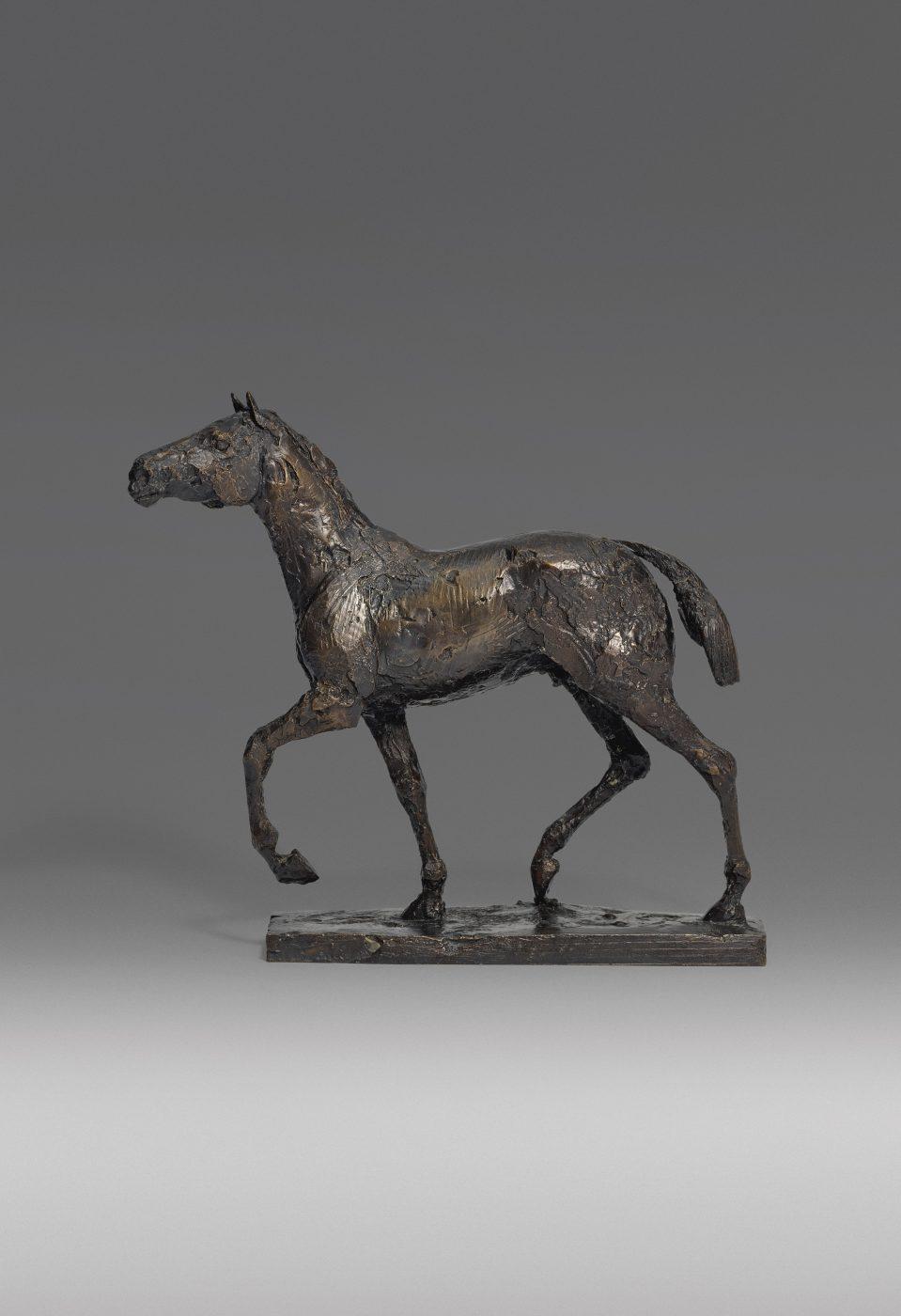 Dame Elisabeth Frink, CH RA (1930-1993), Horse Maquette