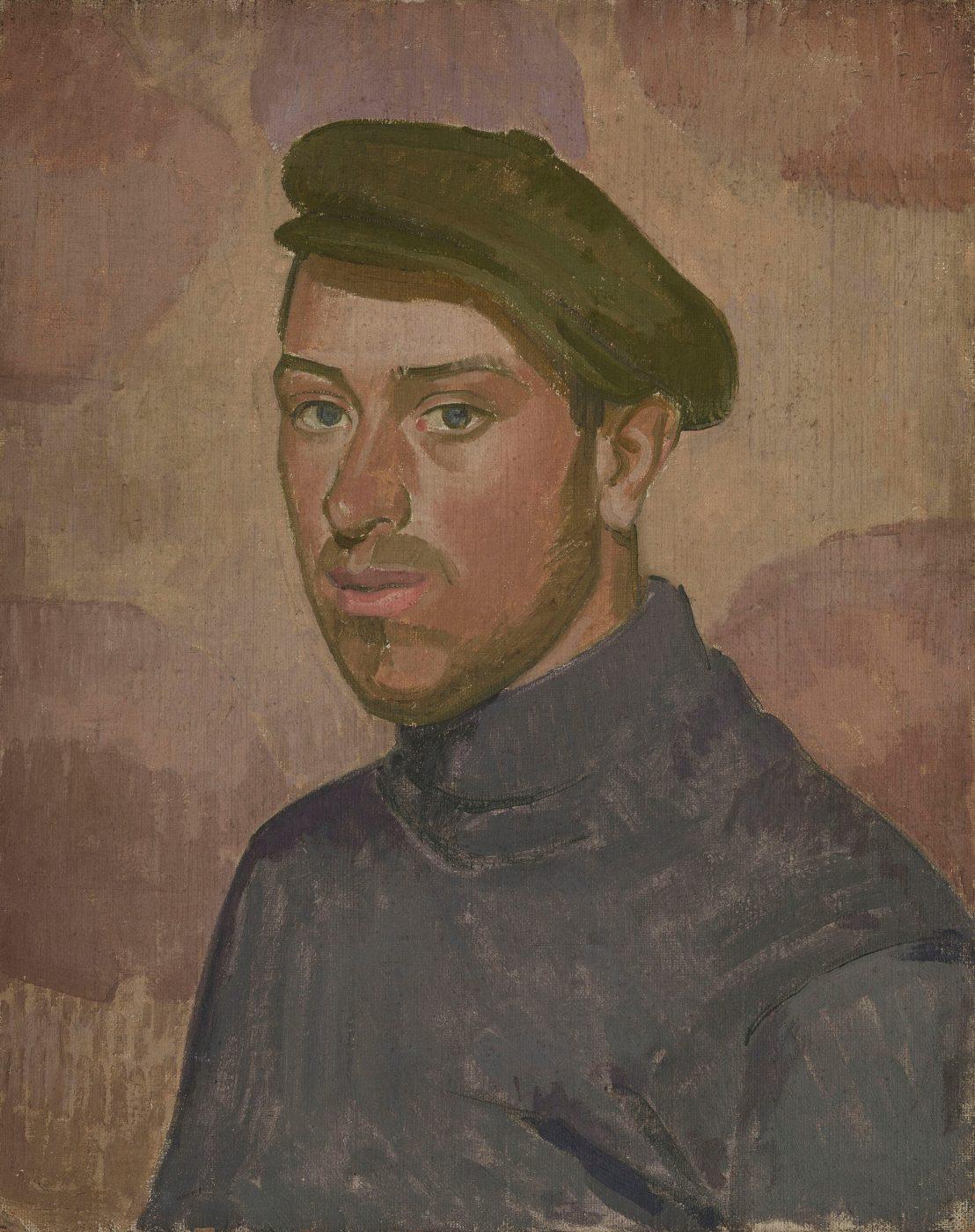 Henry Lamb, MC RA (1883-1960), A Young Breton Fisherman