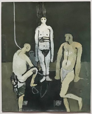 Keith Vaughan (1912-1977)An Execution -
