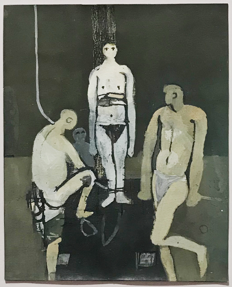 Keith Vaughan (1912-1977), An Execution