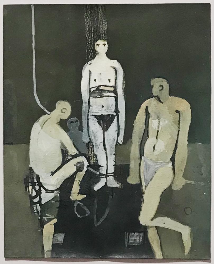 Keith Vaughan (1912-1977), An Execution