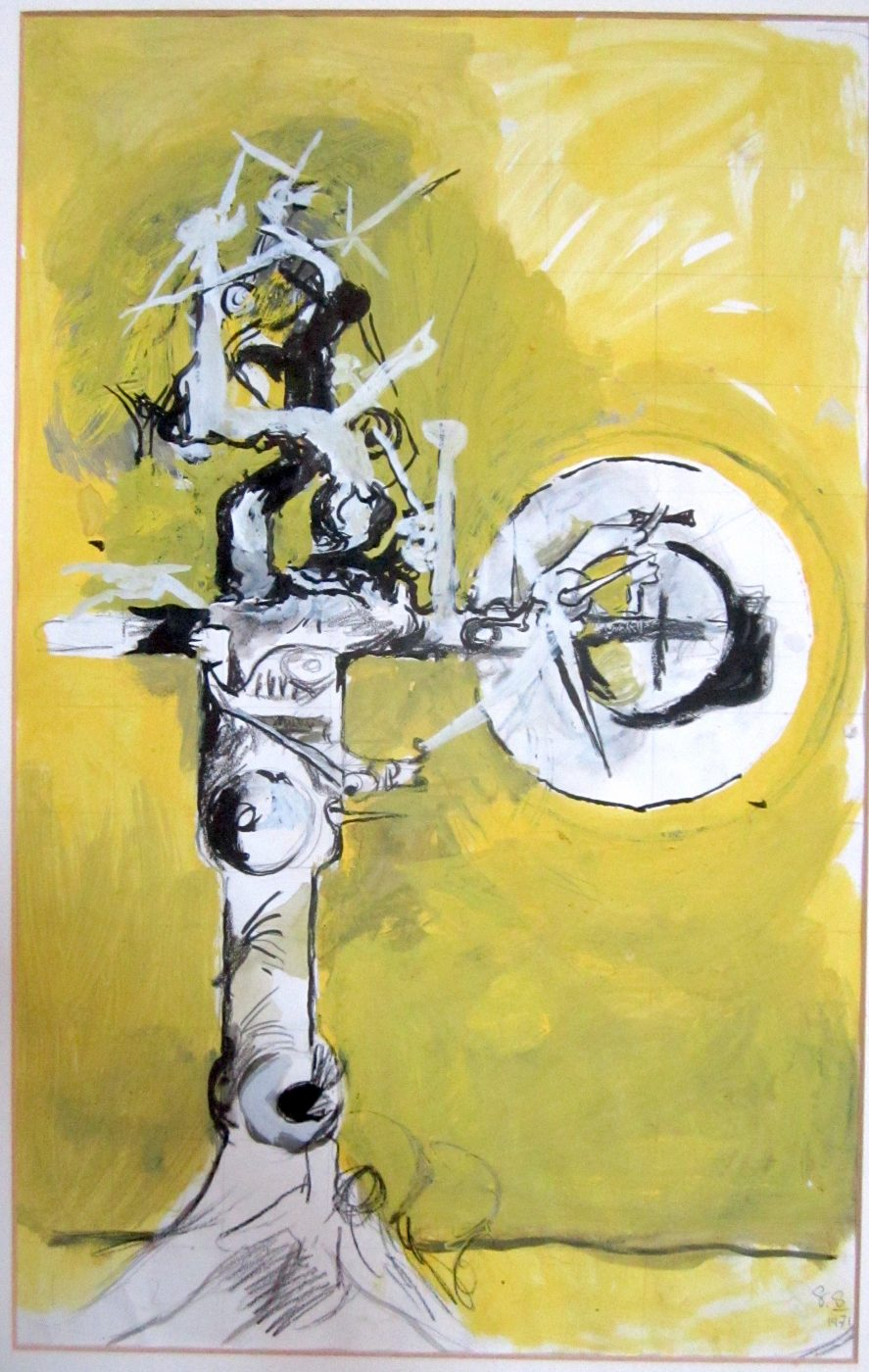 Graham Sutherland, OM (1903-1980), Thorn Tree