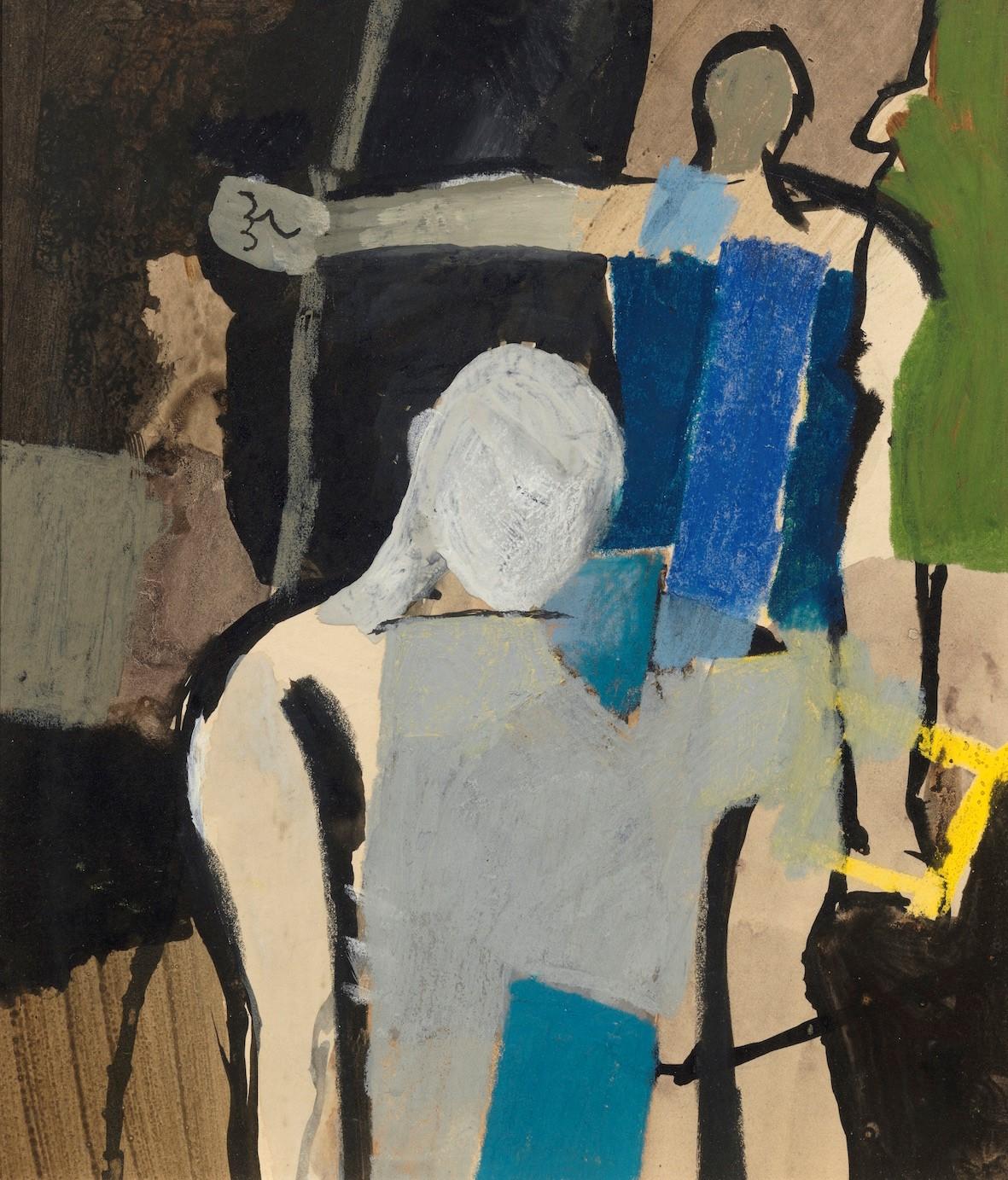 Keith Vaughan (1912-1977), Achaeans