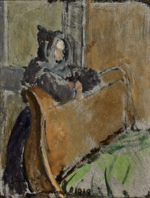 Walter Richard Sickert, RA (1860-1942)Chez Maman Joinquant -