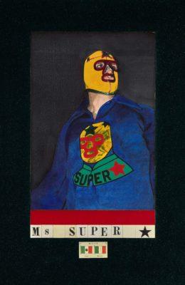 Sir Peter Blake, RA (b. 1932)MS Super -