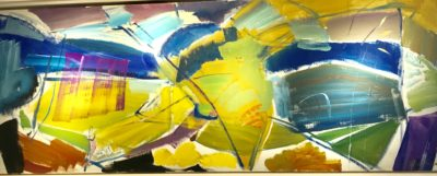 Ivon Hitchens (1893-1979)Lake Morning -