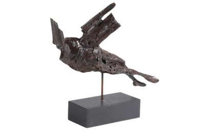 Dame Elisabeth Frink, CH RA (1930-1993)Horizontal Birdman -