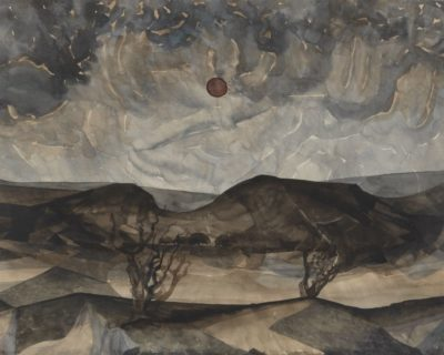 Alan Reynolds (1926-2014)Dark Horizons -