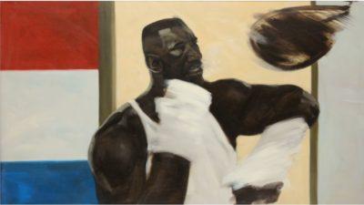 Ray Richardson (b. 1964)Ready to Rumble -