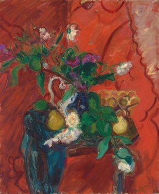 Matthew Smith (1879-1959)Flowers and Fruit -