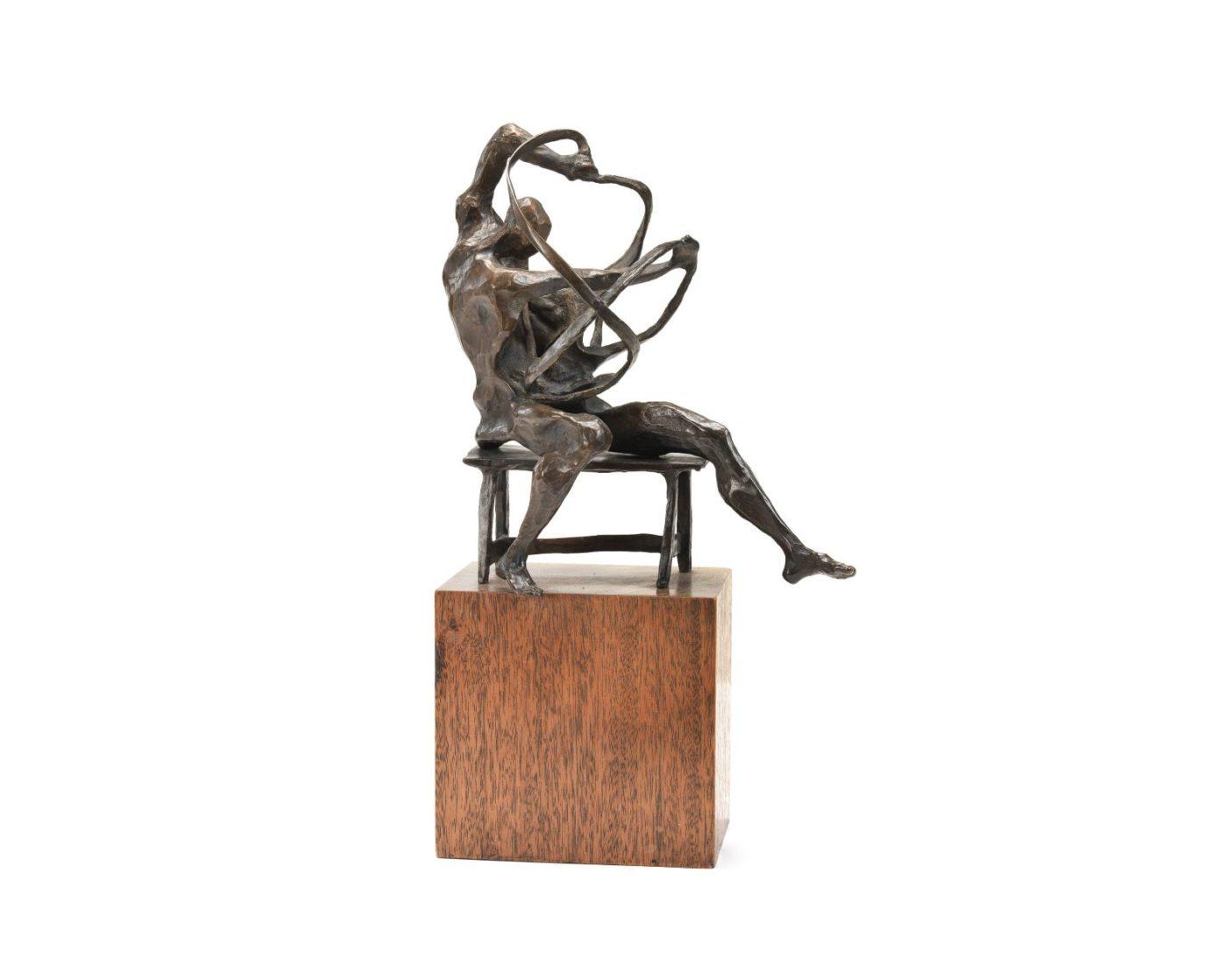 Michael Ayrton (1921-1975), Laocoön Maze Figure II