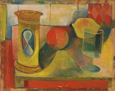 John Minton (1917-1957)Still Life -