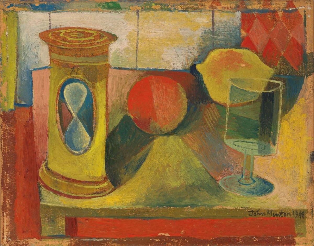 John Minton (1917-1957), Still Life