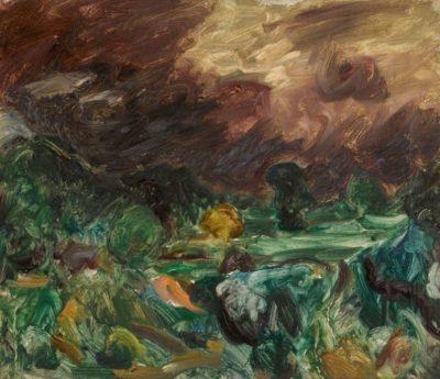 Matthew Smith (1879-1959)Approaching Storm -