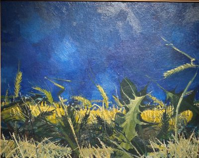 Alan Reynolds (1926-2014)Summer Cornfield -
