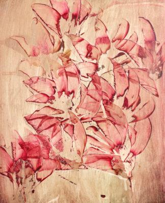 Sir Sidney Nolan, OM AC RA (1917-1992)Flower Study (Paradise Garden) -