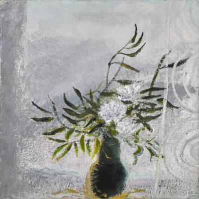 Winifred Nicholson (1893-1981)White Chrysanthemum -